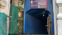 Pemerintah Sri Lanka mengeluarkan imbauan  siaga untuk menghentikan polisi melarikan diri usai penyerangan staff kedutaan Swiss. (AFP)