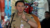 Gubernur DKI Basuki Tjahaja Purnama atau Ahok. (Liputan6.com/Johan Tallo)