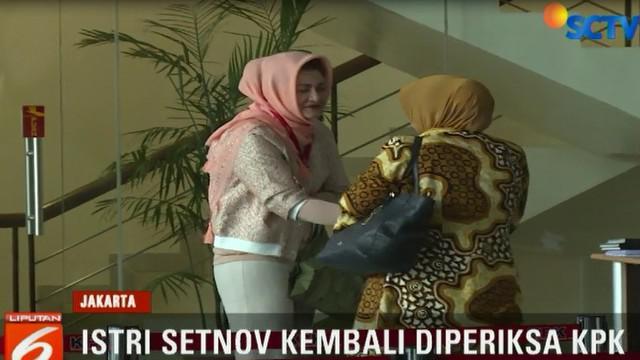 KPK kembali memanggil Deisti untuk mendalami kesaksiannya terkait kasus korupsi KTP elektronik.