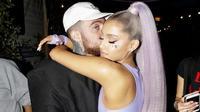 Ariana Grande dan Mac Miller (Foto: Instagram/arianagrande)