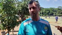 Pelatih Persib Bandung, Miljan Radovic.