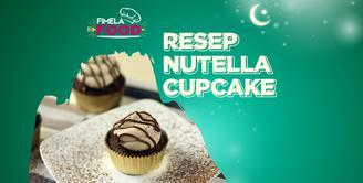 Manisnya Nutella Cupcake, Cocok untuk Berbuka Puasa