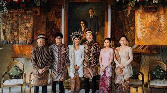 6 Potret Pernikahan Nadia Sofia Cucu Tertua BJ Habibie yang Jarang Terekspos