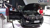 DFSK Glory 560 menjadi senjata baru bagi PT Sokonindo Automobile dalam menggempur pasar otomotif Indonesia. (Septian / Liputan6.com)