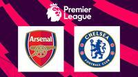 Premier League - Arsenal Vs Chelsea (Bola.com/Adreanus Titus)