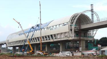 APBN untuk Infrastruktur 2019 Naik 1,04 Persen
