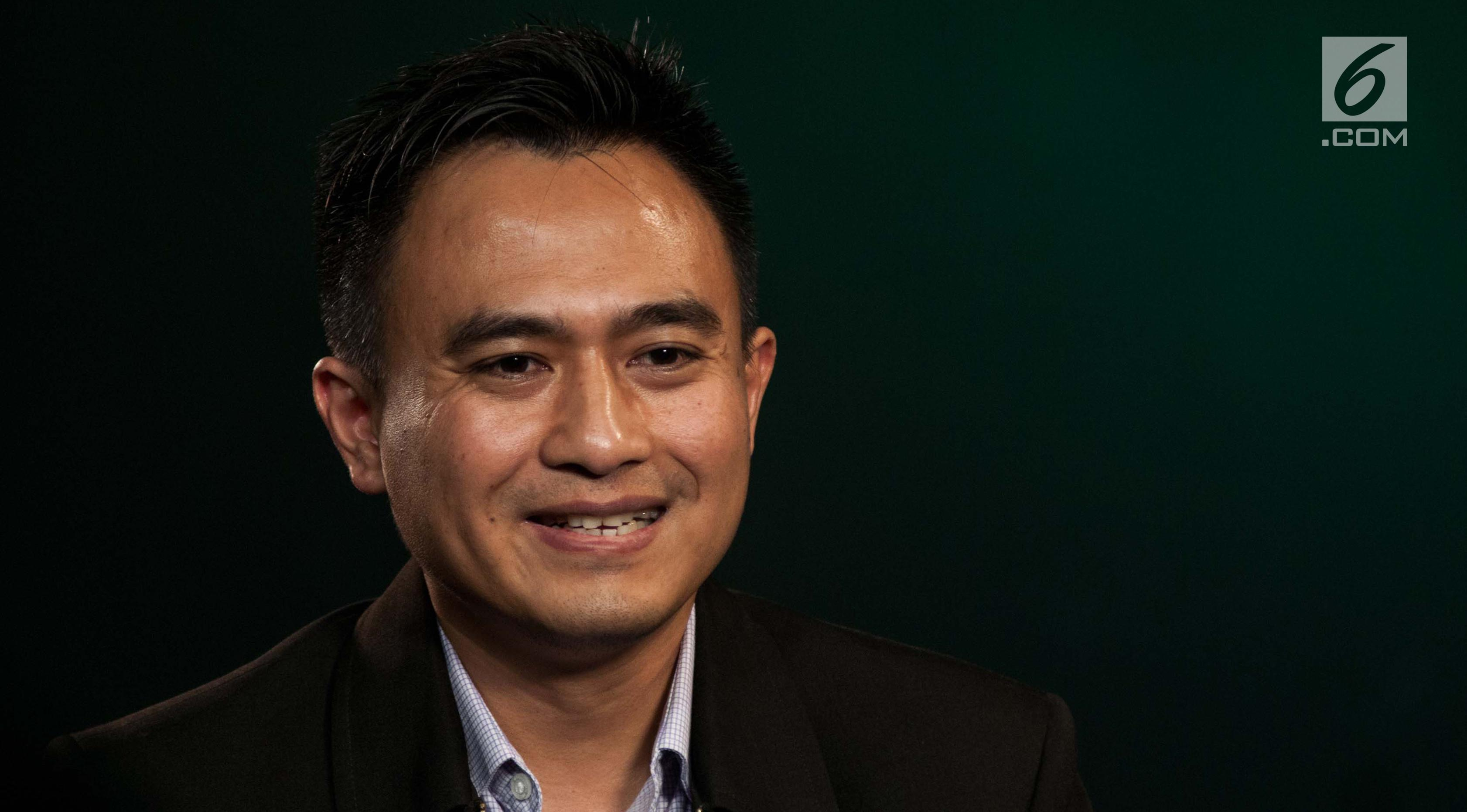 Basuki Priyanto, Master Engineer-Connectivity Research di Sony Mobile Communications (Liputan6.com/Gempur M Surya)