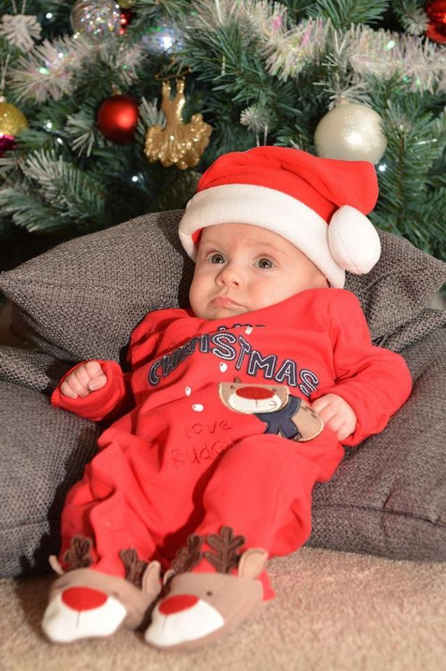 Bayi Mollie kini tumbuh sehat | Photo: Copyright mirror.co.uk