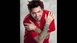 Dick Donato yang berusia 51 tahun mengaku telah divonis mengidap HIV/AIDS, (3/10/14). (Dailymail)