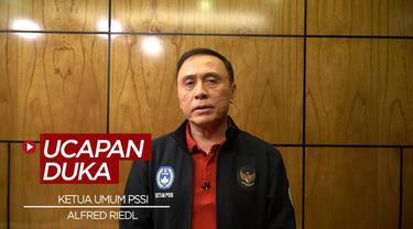Berita Video Ketua Umum PSSI Sampaikan Duka Cita Atas Meninggalnya Alfred Riedl