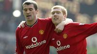 Roy Keane dan Paul Scholes (sportsjoe.ie)