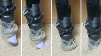 Robot Pendeteksi Ranjau Darat 'Digger Finger'. Dok: news.mit.edu