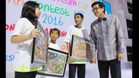 Toyota Dream Car Art Contest (TDCAC) kembali diselenggarakan PT Toyota Astra Motor (TAM).