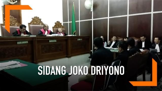 Jaksa menghadirkan tujuh orang saksi di sidang perkara perusakan barang bukti terkait skandal pengaturan skor dengan terdakwa Plt Ketua Umum PSSI Joko Driyono. Empat orang merupakan Penyidik Anti Mafia Bola.
