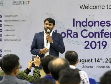 Pegiat Teknologi hingga Pelaku Industri Bahas IoT di IDLoRaCon 2019