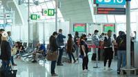 Bandara Dubai Gunakan Anjing untuk Lacak Penumpang Terinfeksi Covid-19. (dok.Instagram @dubaiairports/https://www.instagram.com/p/CCSo005JaEr/Henry)