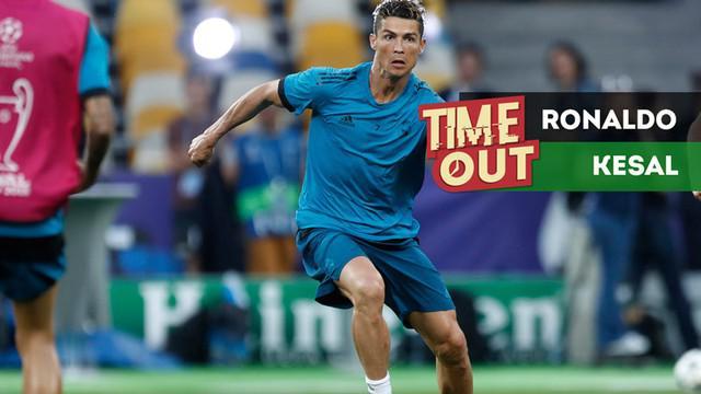 Berita video Time Out kali ini tentang bintang Real Madrid, Cristiano Ronaldo, yang merasa kesal karena pemain PSG, Neymar. Ada apa?