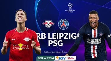 Berita Video jangan lupa saksikan partai Semifinal Liga Champion, RB Leipzig Vs PSG dini hari nanti di SCTV dan Vidio