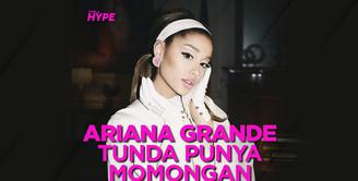 Ariana Grande Tunda Punya Momongan Usai Menikah dengan Dalton Gomez