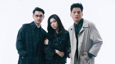 Memulai kolaborasi dengan single pertamanya yang berjudul 'Heaven'. Trio Afgan, Isyana Saravasti, dan Rendy Pandugo sukses menarik telinga pendengar musik di Indonesia. (Liputan6.com/IG/isyanasarasvati)