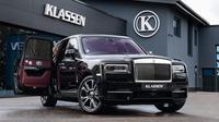 Rolls-Royce Cullinan ini dibanderol Rp 14,1 miliar