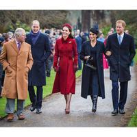 Sejumlah trik diaplikasikan untuk menghindari wardrobe malfunction bagi para anggota keluarga kerajaan. (Foto: Instagram/ @KensingtonPalace)