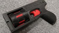 3D Printing revolver - Kredit: James Patrick