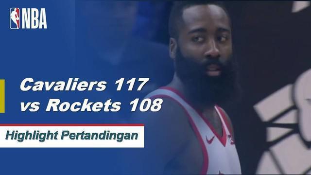 Collin Sexton maju untuk mencetak 29 poin bagi Cavs saat mereka mengalahkan Rockets, 117-108.