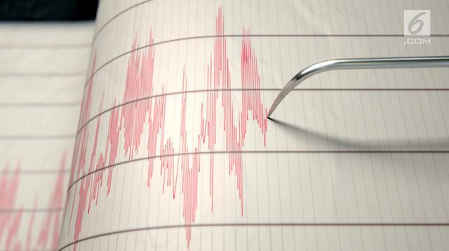 Ilustrasi Gempa Bumi. (iStockphoto)