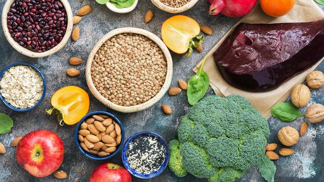 10 Makanan Yang Mengandung Zat Besi Mudah Didapat Dan Baik Untuk