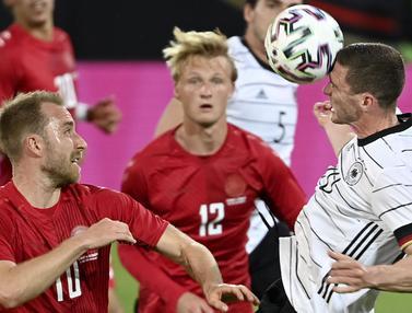 Foto Piala Eropa: Kurang Memuaskan, Jerman Ditahan Imbang Denmark (1-1) dalam Uji Coba Menjelang Eouro 2020 (Euro 2021)