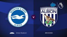 Berita video highlights Mola TV, Brighton bermain imbang dengan West Bromwich Albion di Liga Inggris pekan keenam