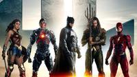 Poster film Justice League. (Warner Bros / Twitter)