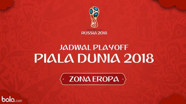 Berita video jadwal playoff Piala Dunia 2018 zona Eropa. Italia berjuang lolos melawan Swedia.