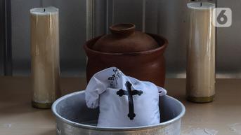 Kisah Aneh Wanita Kecanduan Makan Abu Kremasi Suaminya