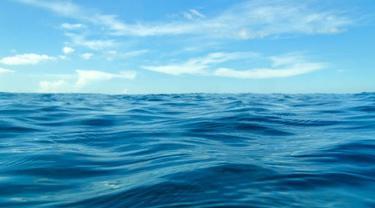 ilustrasi laut.