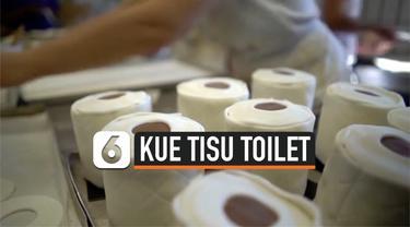 kue tisu toilet