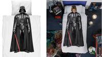 Unik, Bed Cover Ala Tokoh Film Star Wars (sumber. Lostateminor,com)