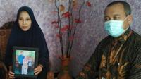 Pengurus NU Kecamatan Purbalingga, Purbalingga, dilaporkan hilang usai berpamitan menarik dana investasi dari rekan bisnisnya di Pemalang. (Foto: Liputan6.com/Humas Polres Purbalingga)