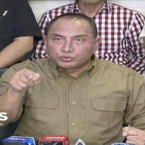 Pemerintah menghentikan sementara kompetisi Liga 1 sebagai bentuk belasungkawa atas kematian Haringga Sirila.