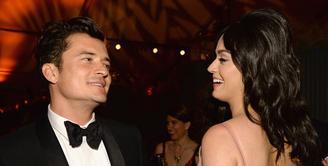 Katy Perry mengonfirmasi bahwa dirinya sudah tak lagi jomblo dalam American Idol. (Getty Images/Harper's Bazaar)
