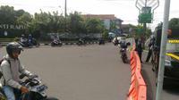 Bundaran UGM Yogyakarta. (Liputan6.com/Yanuar H)