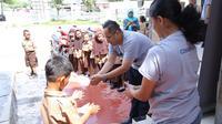 IWSH berkesempatan untuk mengadakan Kegiatan sosial bertemakan pentingnya kebersihan