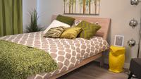 Wajar jika Anda terpaksa mempersilakan tamu tidur di ruang tengah atau kamar anak. Ini tipsnya agar mereka merasa lebih nyaman.