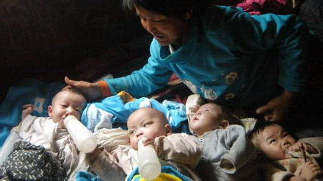 Nenek Usia 71 Tahun Ini Adopsi 45 Anak Selama Hidupnya
