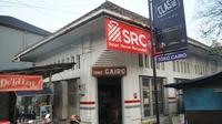 Toko Cairo dibangun pada 1920. Sejak awal didirikan, fungsi bangunan ini dipakai sebagai toko. (Liputan6.com/Huyogo Simbolon)
