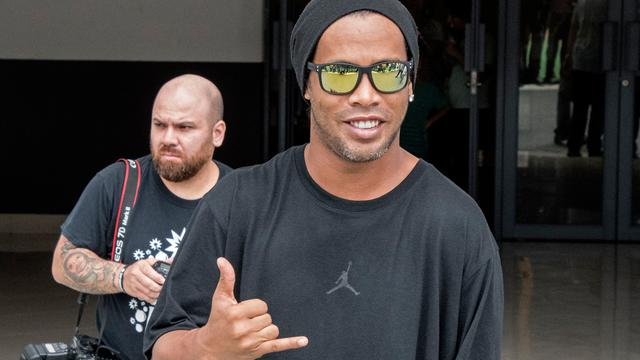 Ronaldinho-Kosta Rika