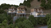 Hanging pool villas di Plataran Komodo and Resort, akomodasi terbaru untuk tamu di Labuan Bajo. (dok. Plataran)