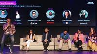 Diskusi panel 'Revolusi Video' di Jakarta. Dok: Mobvista