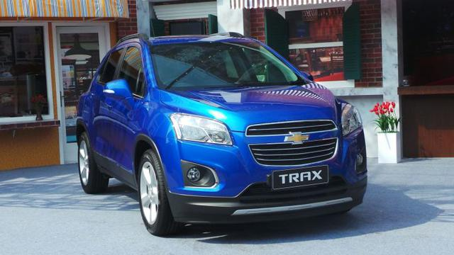 Chevrolet Trax Produk General Motors Tulen Otomotif